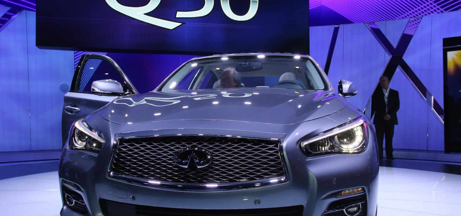 INFINITI Q50 IN OUR OWN WORDS