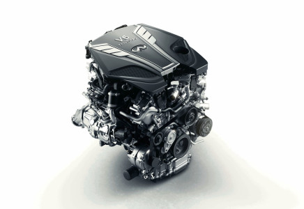 INFINITI's NEW VR30 ENGINE